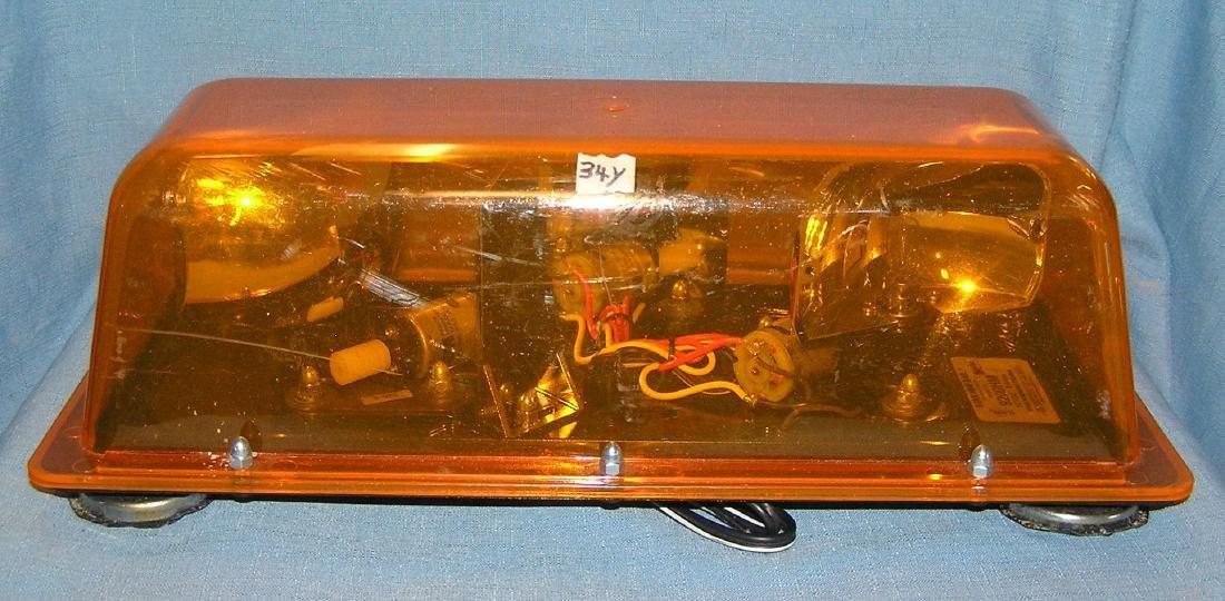 Double beam emergency light kit