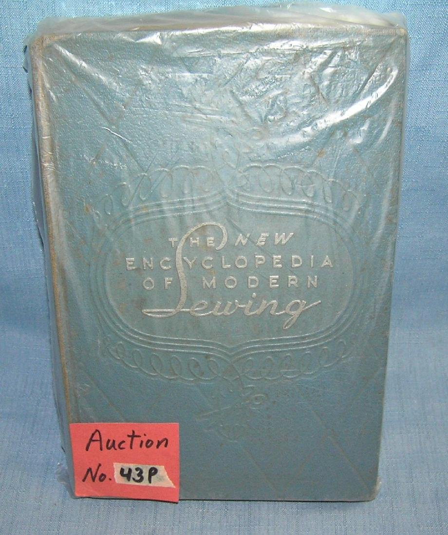 The new encyclopedia of modern sewing hard cover