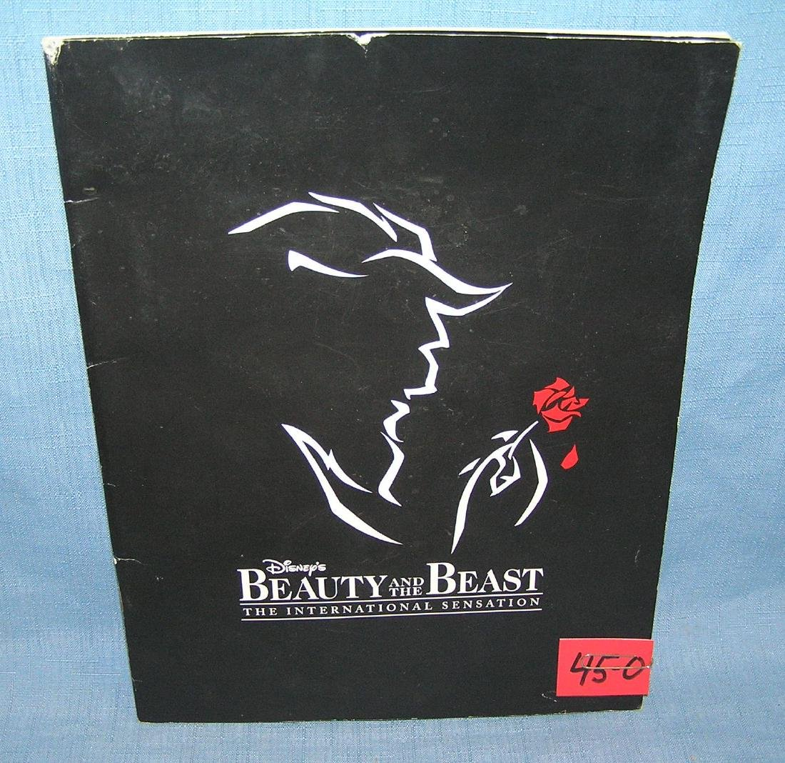 the Beauty and the Beast complete photo illustrated