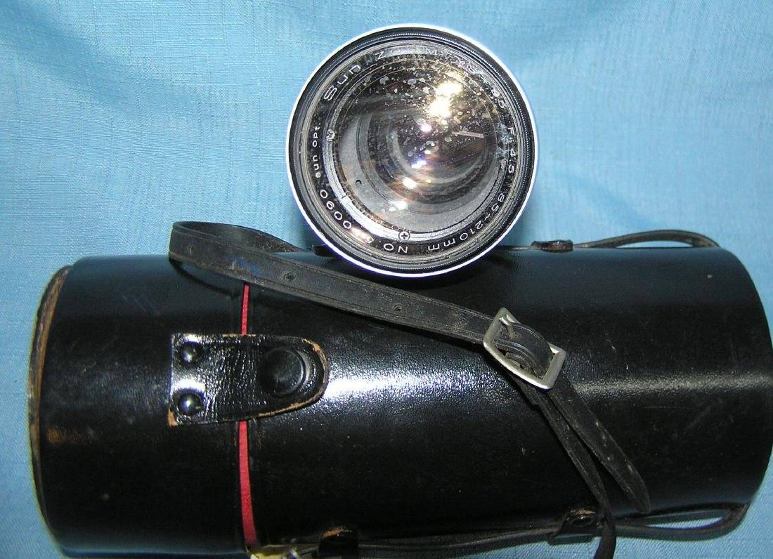 Professional quality zoom lens Sun Lens Co. - 2