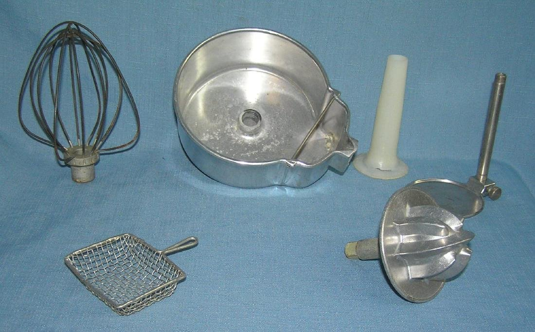 Vintage Kitchenaid electric food preparer/mixer - 7