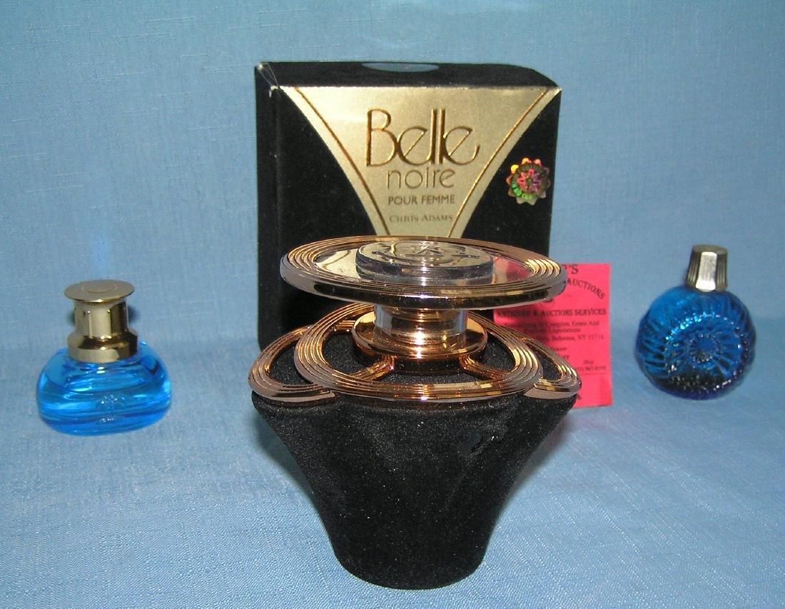 Group of vintage perfume bottles - 2