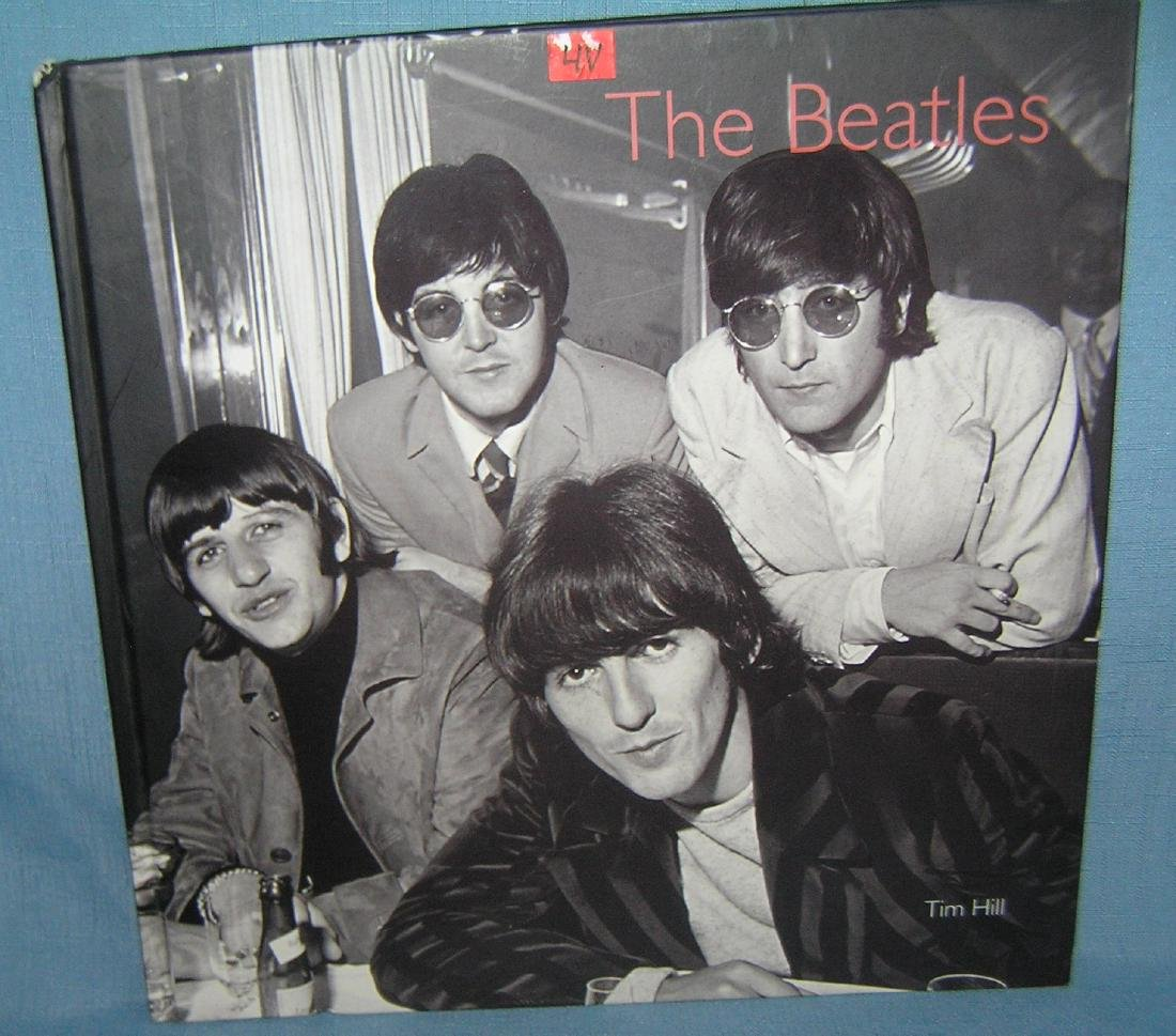 The Beatles by Tim Hill complete photo illustrated