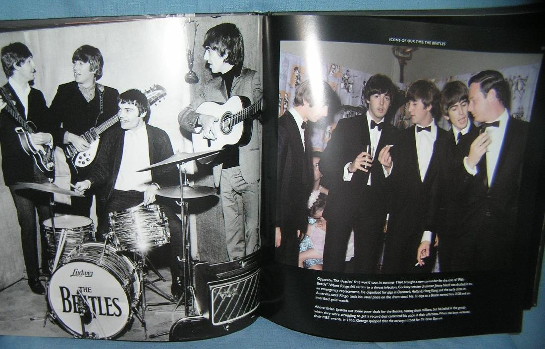 The Beatles by Tim Hill complete photo illustrated - 3