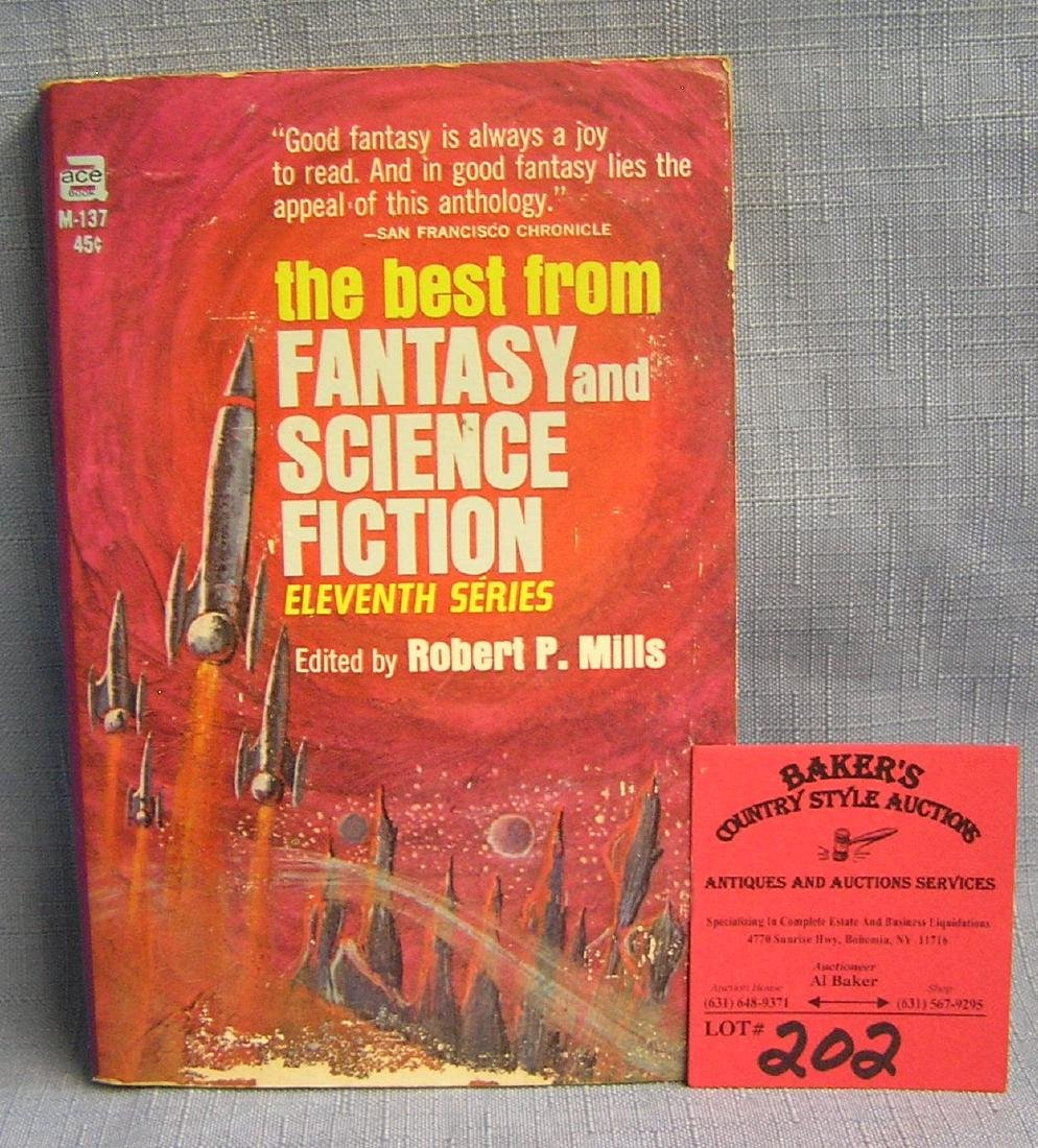 The best from fantasy and science fiction