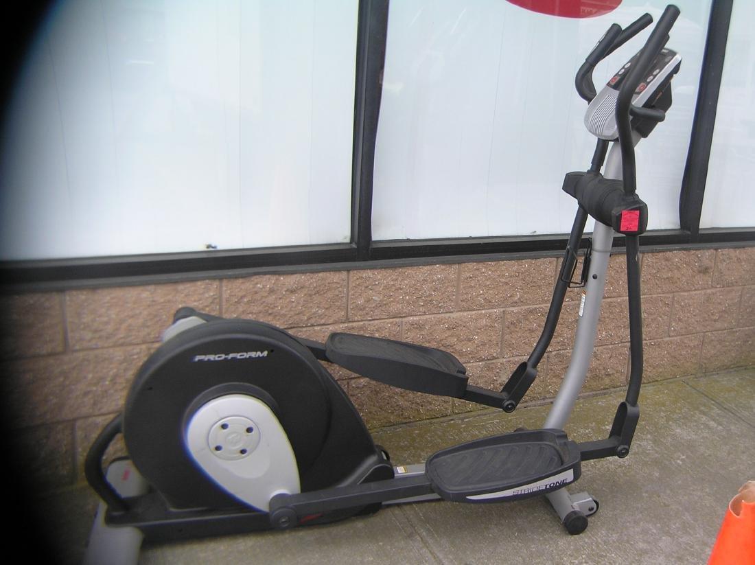 Pro Form Jillian Michaels stridetone exercise machine