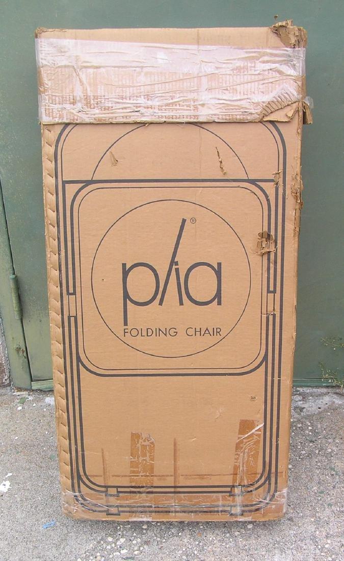 Anonima Castelli Midcentury modern folding chair set - 5