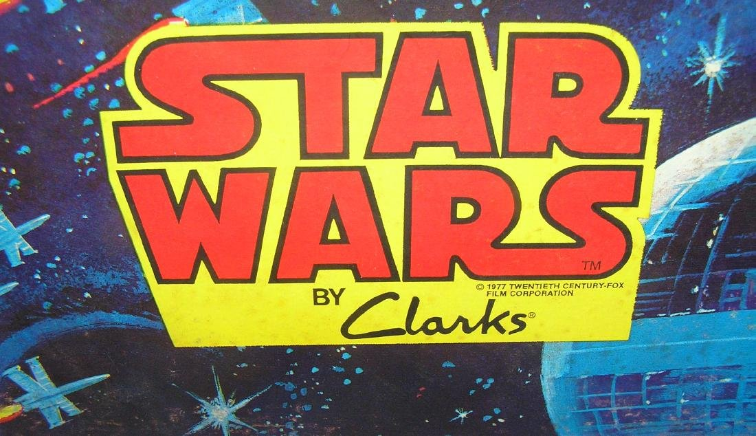Extremely rare Star Wars sneakers dated 1977 - 2