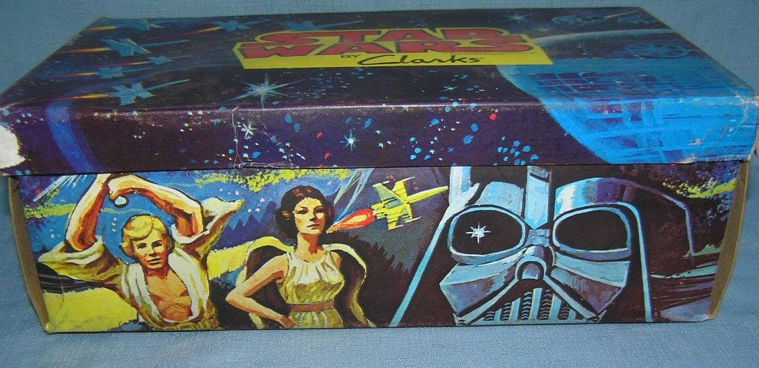 Extremely rare Star Wars sneakers dated 1977 - 3