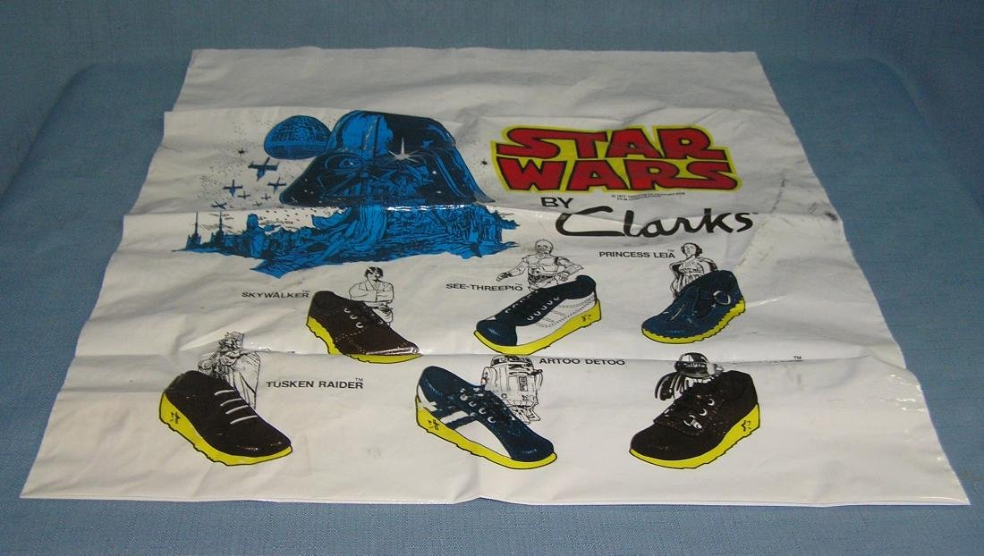 Extremely rare Star Wars sneakers dated 1977 - 7