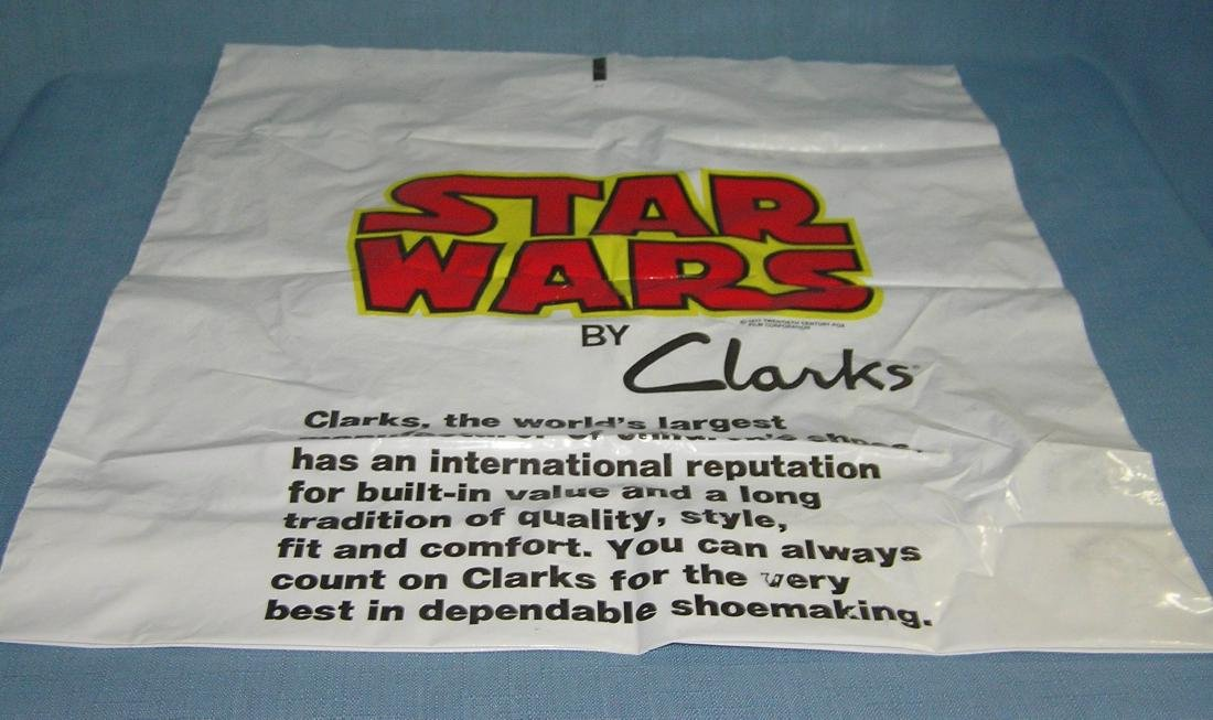 Extremely rare Star Wars sneakers dated 1977 - 8