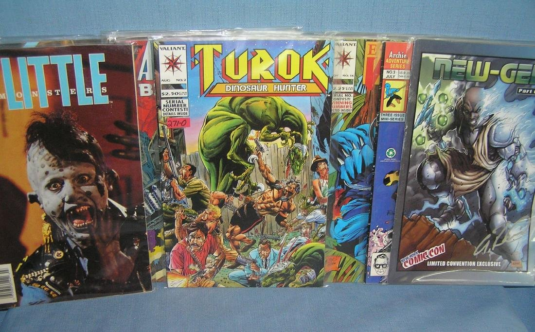 Collection of misc. comic books