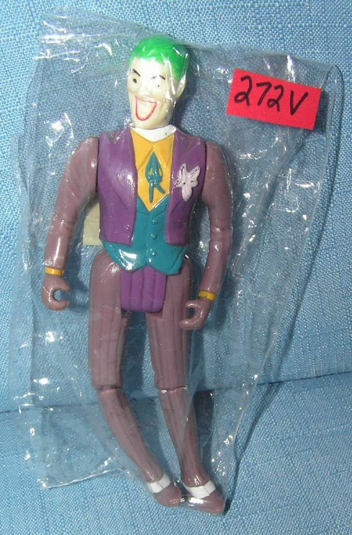 Vintage Joker action figure circa 1989
