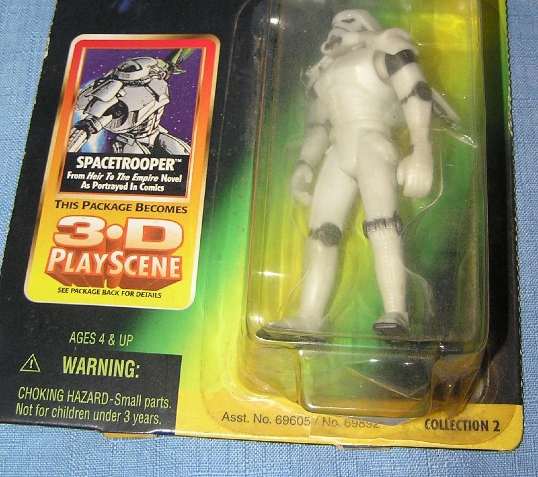 Vintage Star Wars Spacetrooper action figure