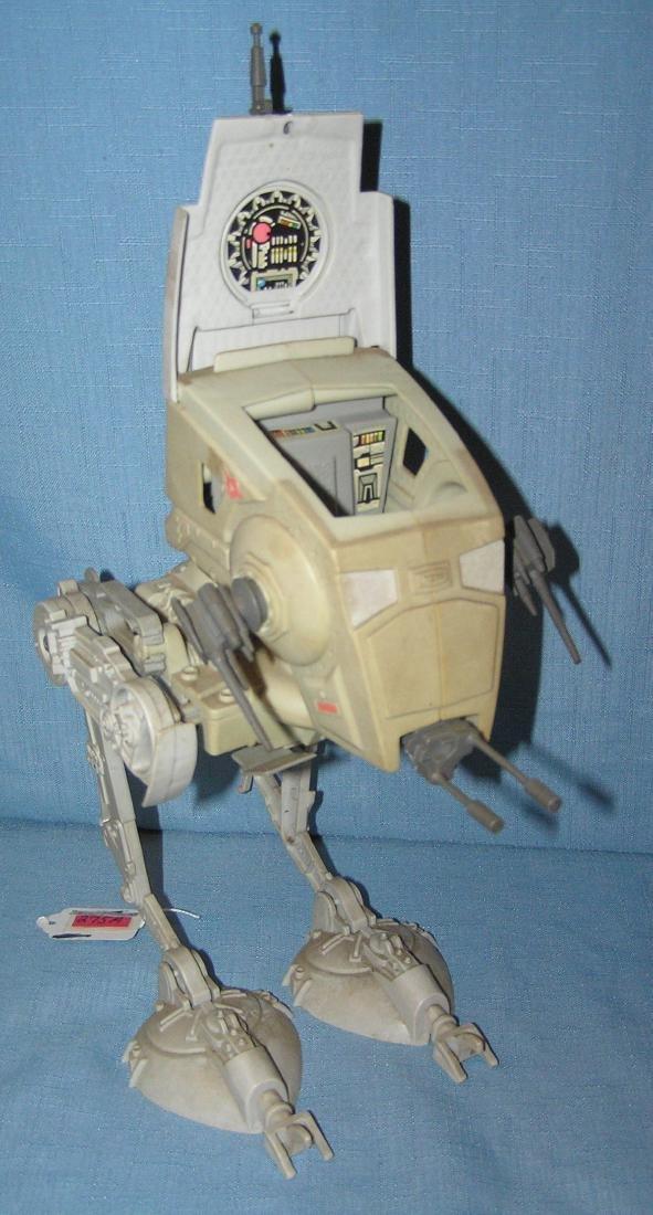 Vintage Star Wars ATST chicken walker battle figure