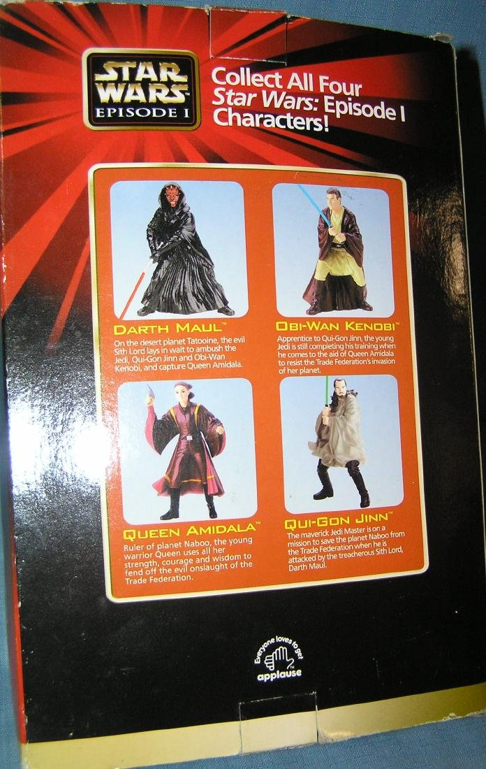 Star Wars Obi-Wan-Kenobi action figure - 3
