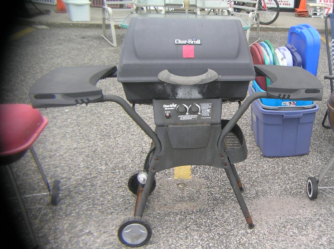 Char Broil barbeque
