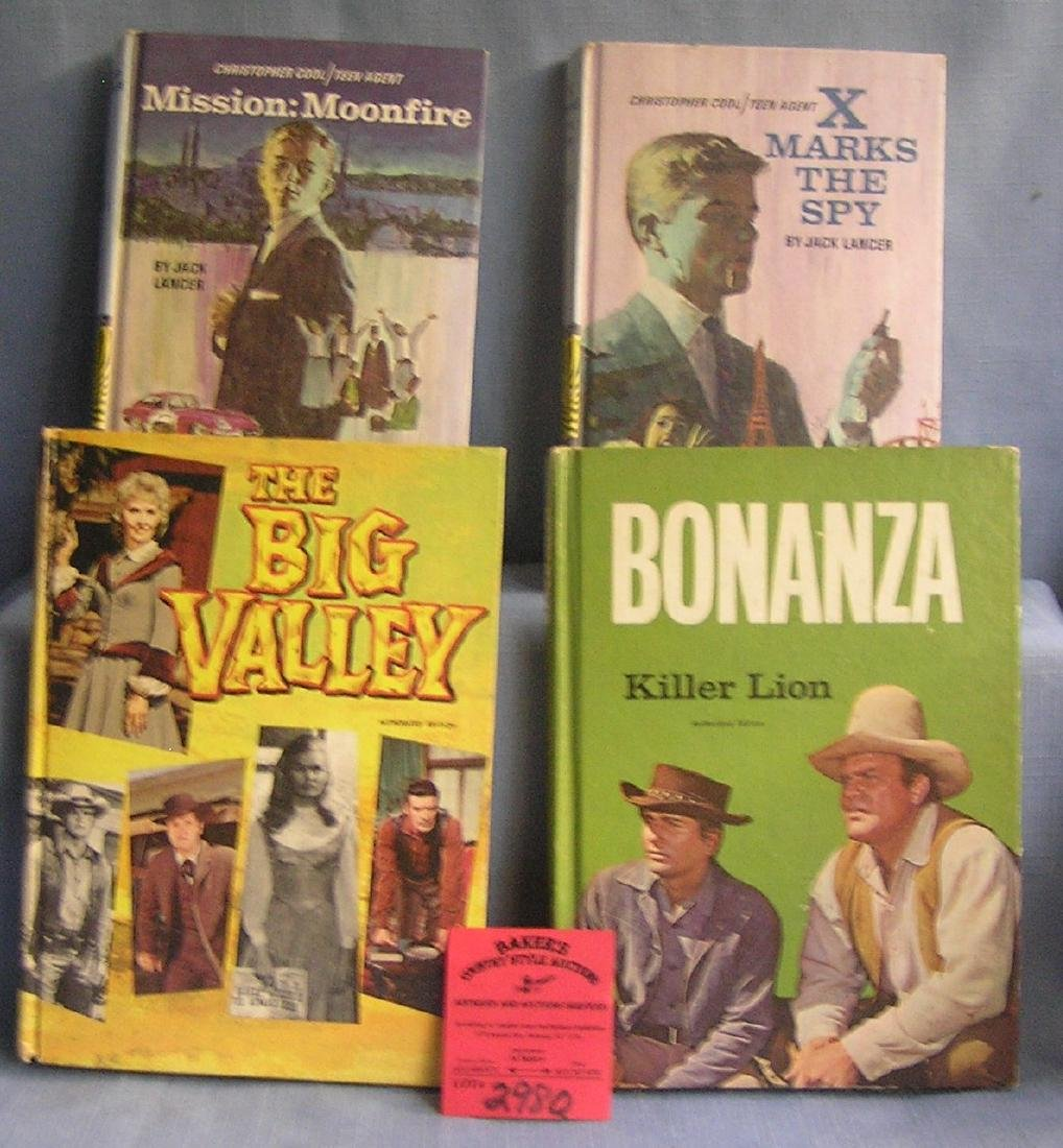 Group of vintage collectible books