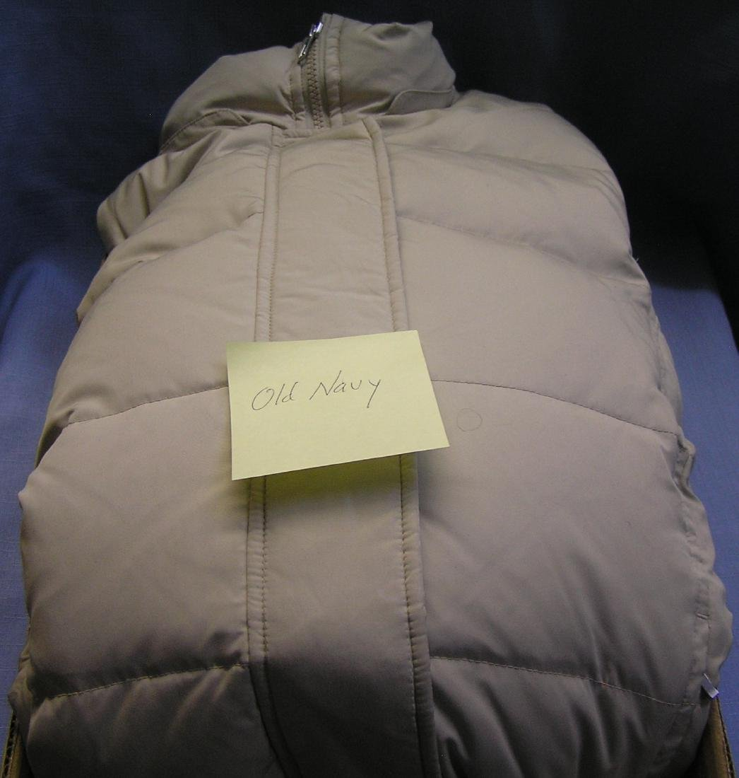 Modern Old Navy insulated winter coat