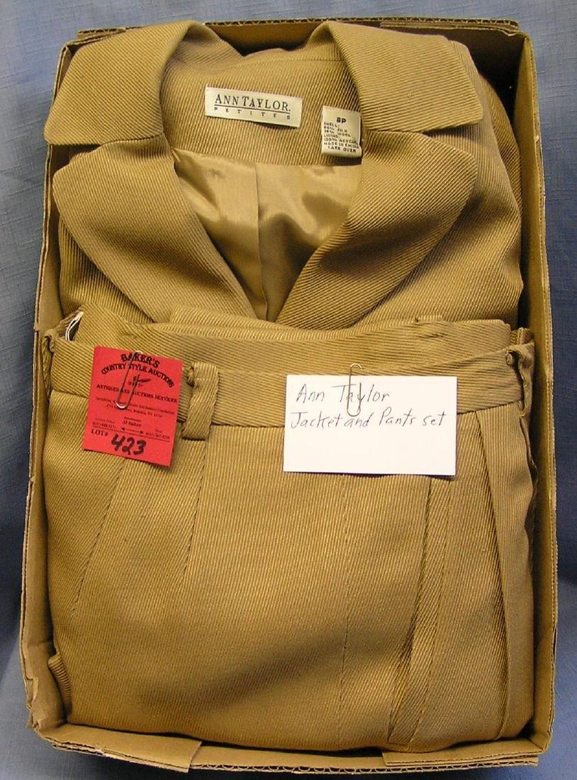 Vintage Anne Taylor Jacket and pants set