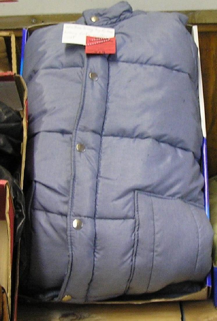 Vintage Weather King heavy duty down winter coat