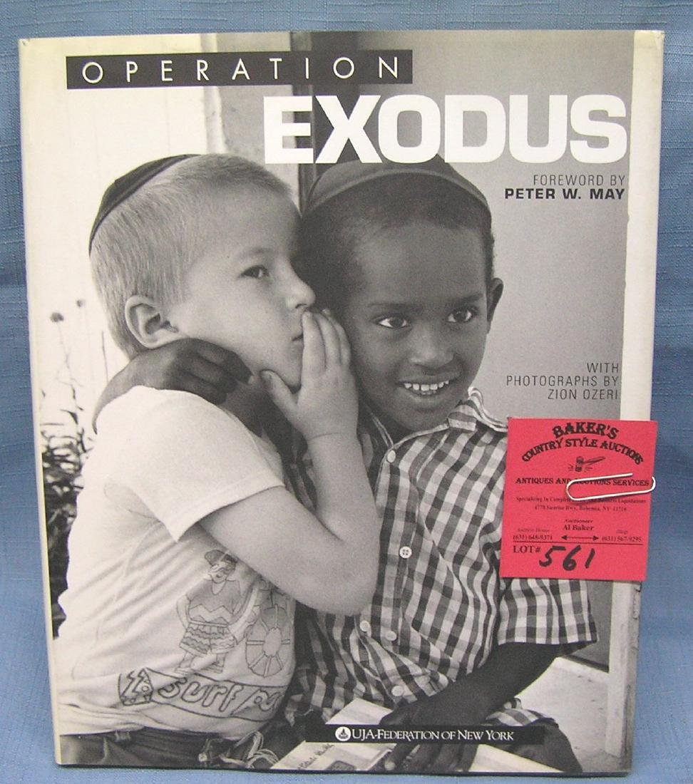 Operation exodus the making of a miracle
