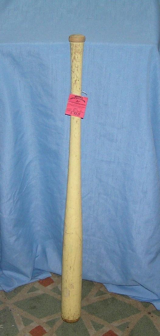 Early Nellie Fox Baseball bat
