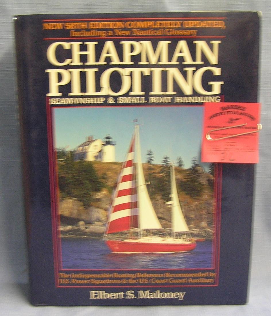 Chapman piloting seamanship and small boat handling