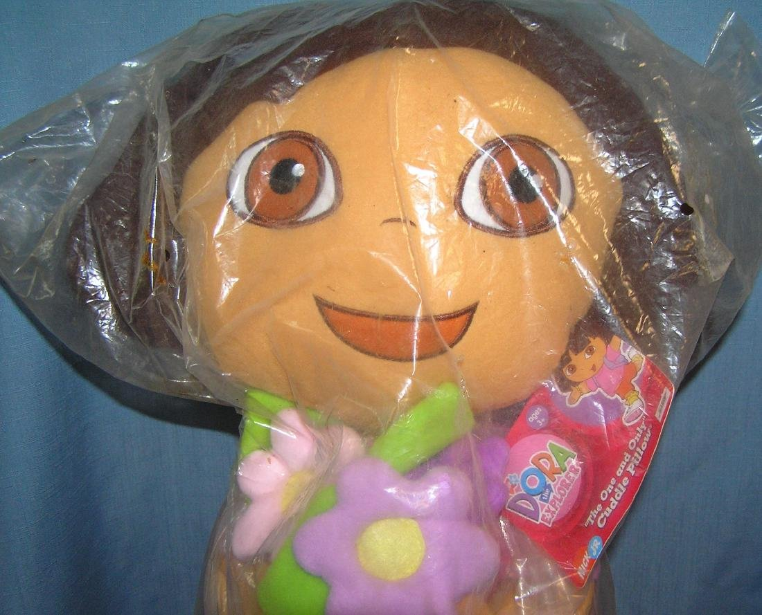 Vintage 24 inch Dora the Explorer doll - 2