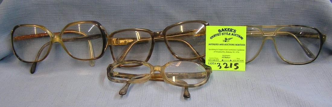 Group of high quality eye ware