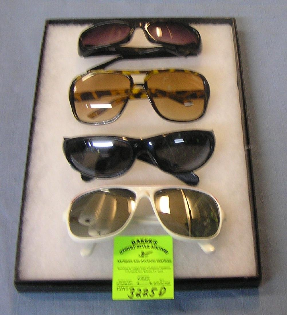 Group of vintage eyewear