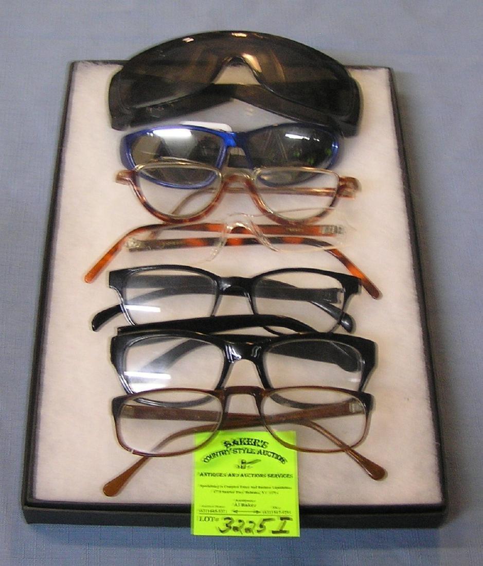 Group of vintage eyewear