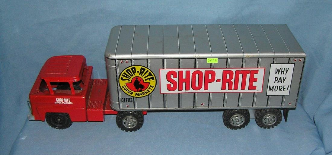 Shop Rite Supermarkets delivery truck