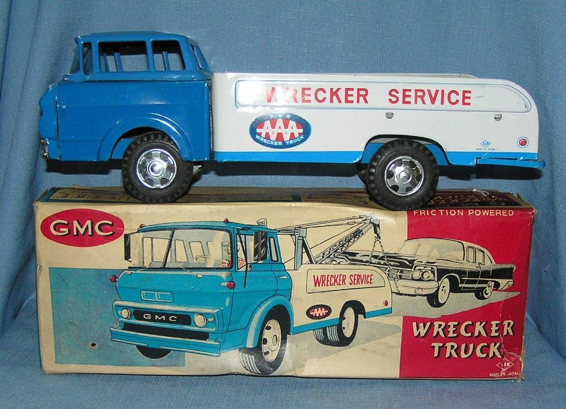 Triple A Wrecker Service tow truck