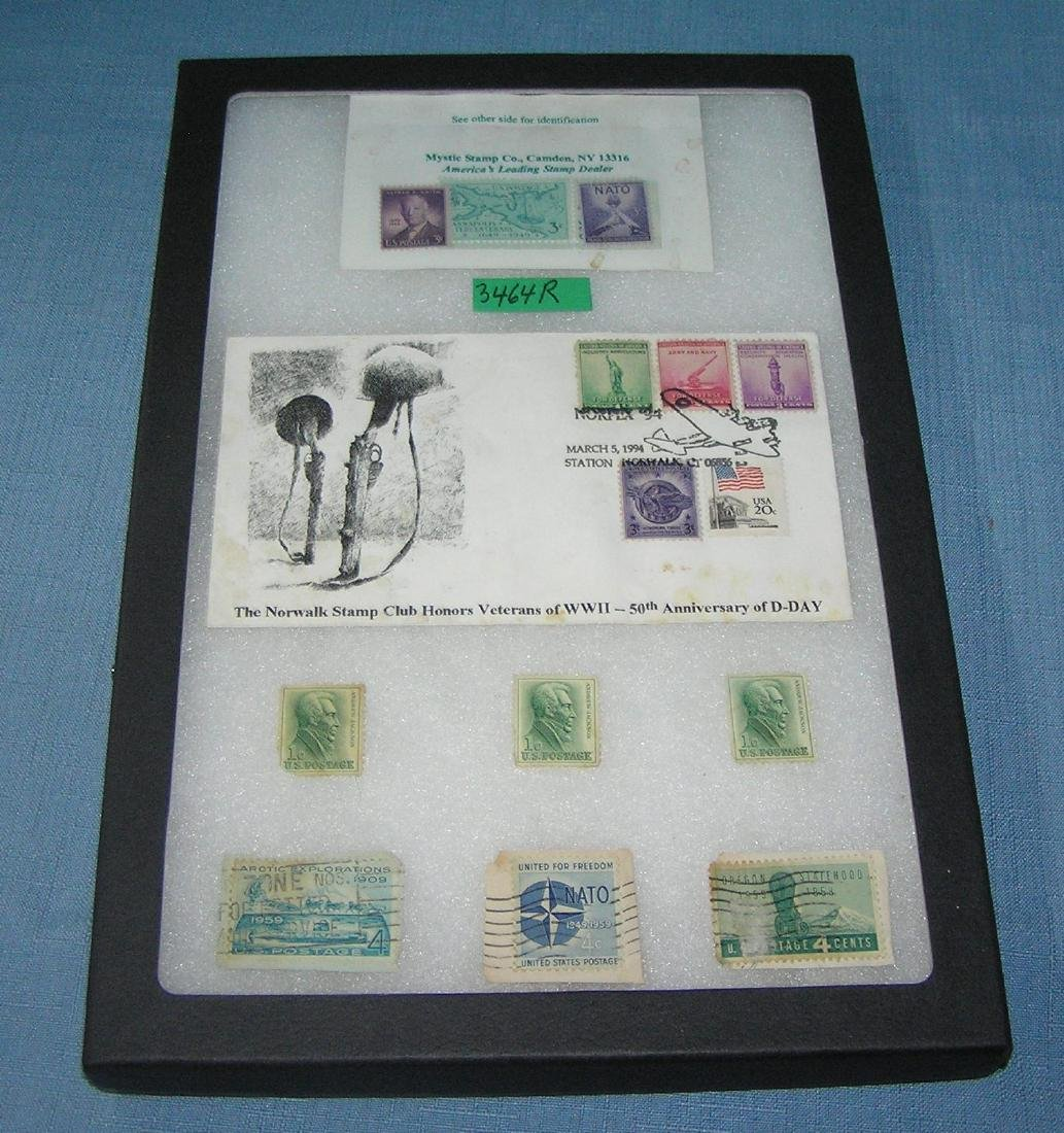 Group of early stamps and covers