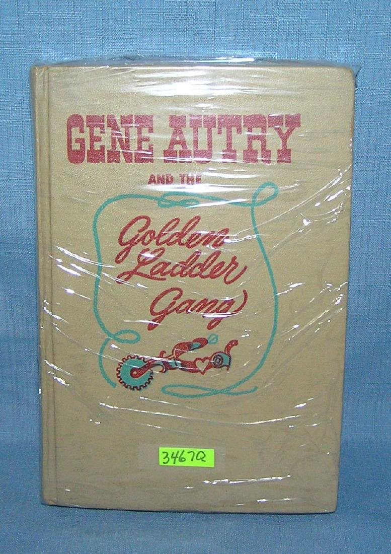 Gene Autry and The Golden Ladder Gang
