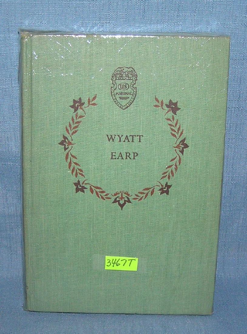 Wyatt Earp US Marshall 1956