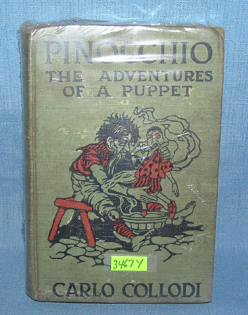 Pinocchio The Adventures of a Puppet