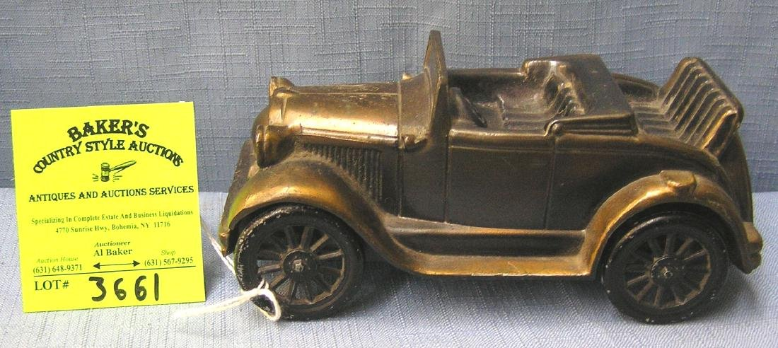 Ford open two seated coupe with rumble seat