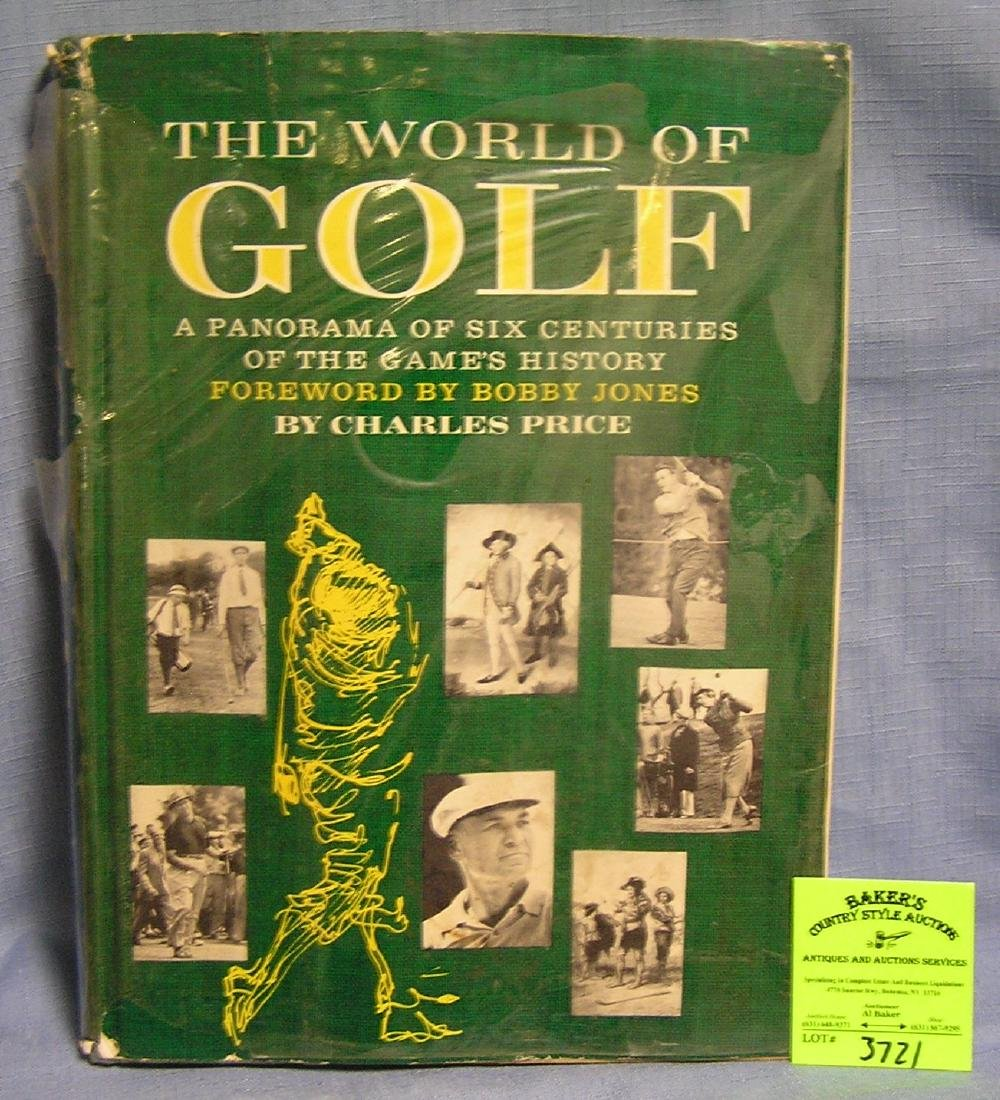 The world of golf great early reference guide