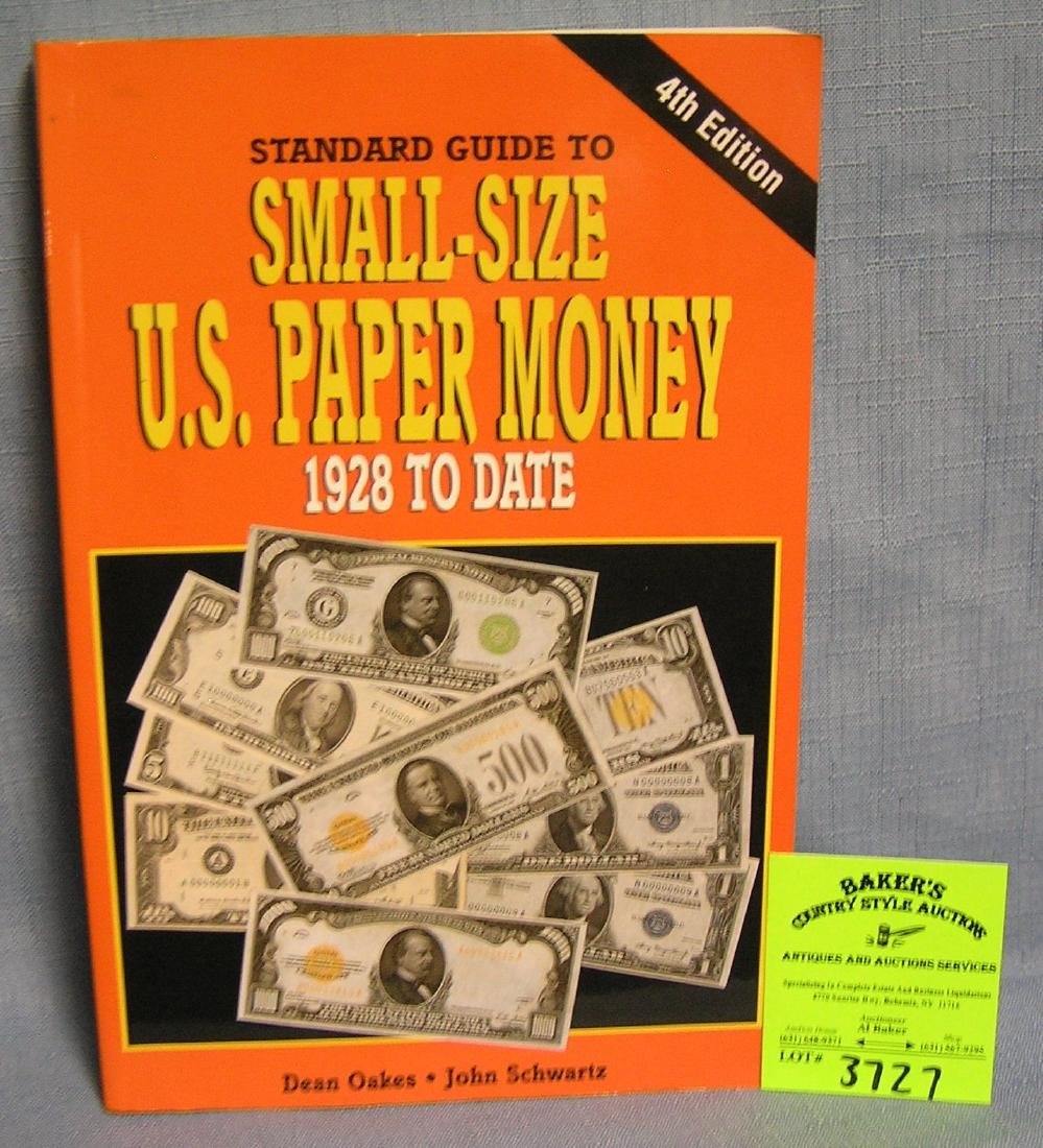 American paper identification and value guide