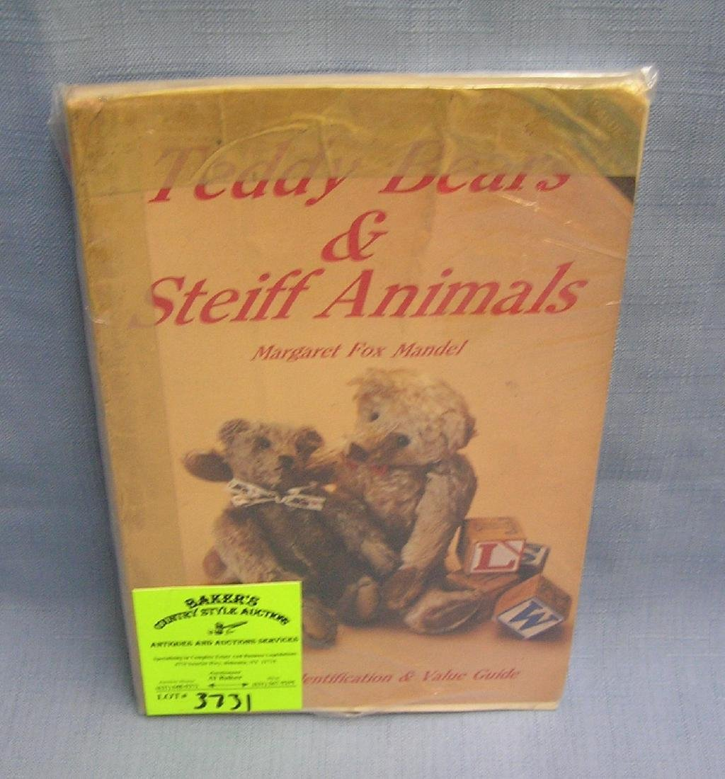 Teddy Bears & Steiff Animals ID & value guide