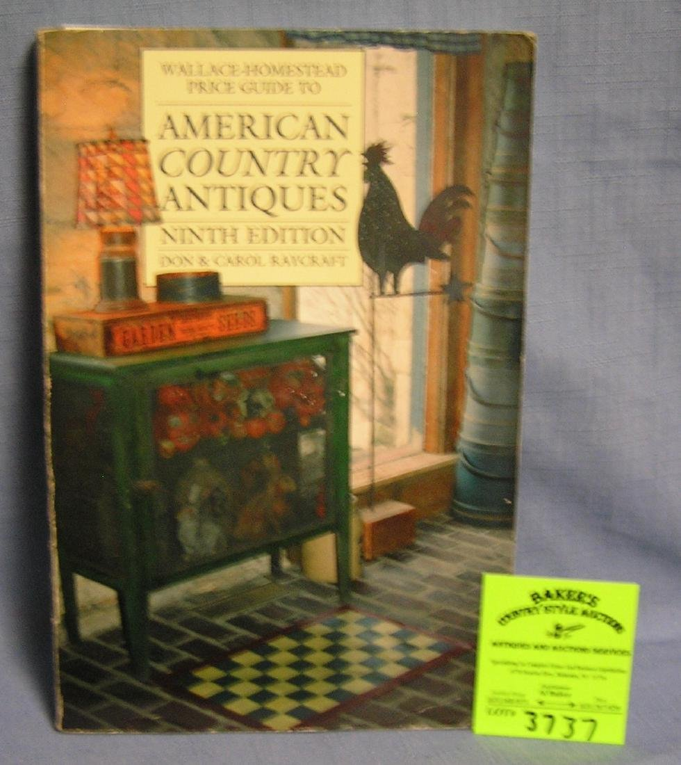 American country antiques ID and value guide
