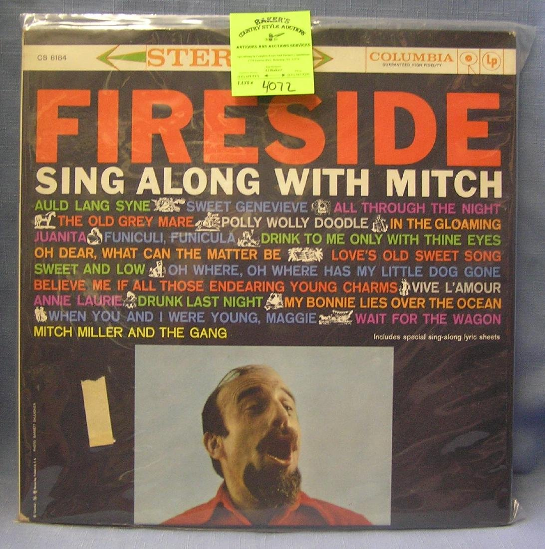 Vintage Mitch Miller record album