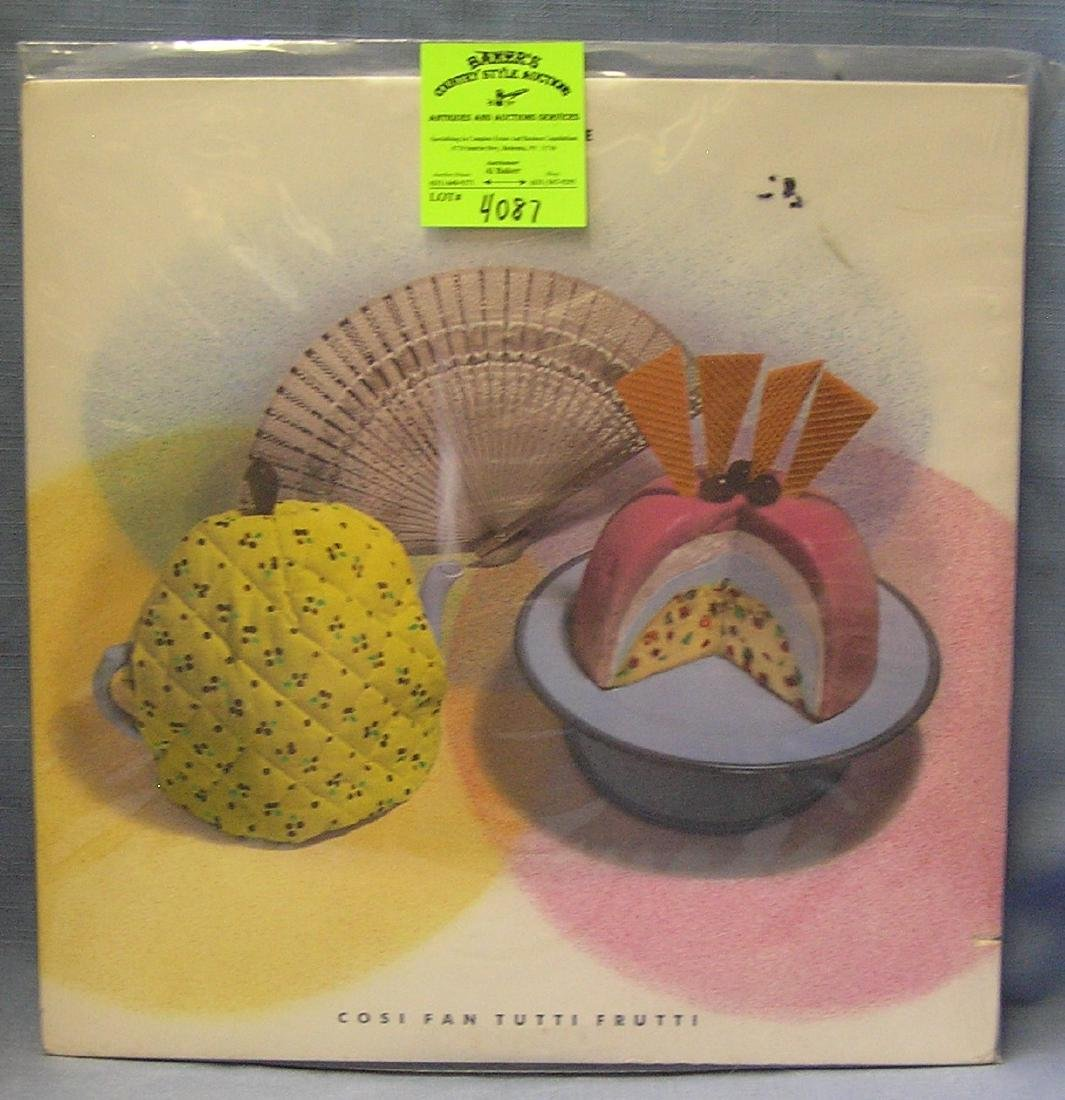 Vintage Squeeze record album