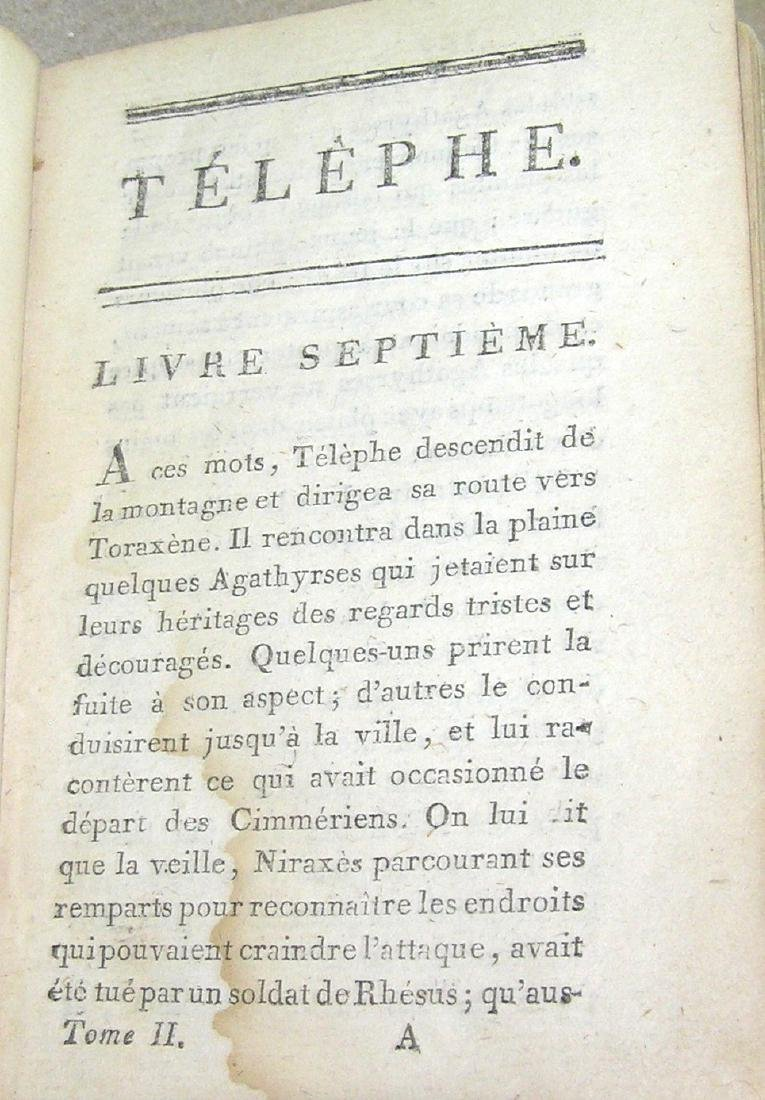 Antique leather book - 2