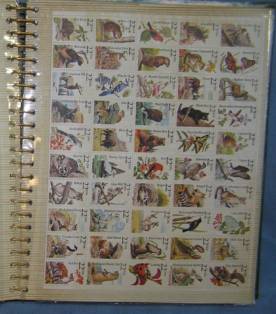 Stamp collector's album stamps, covers and more - 11