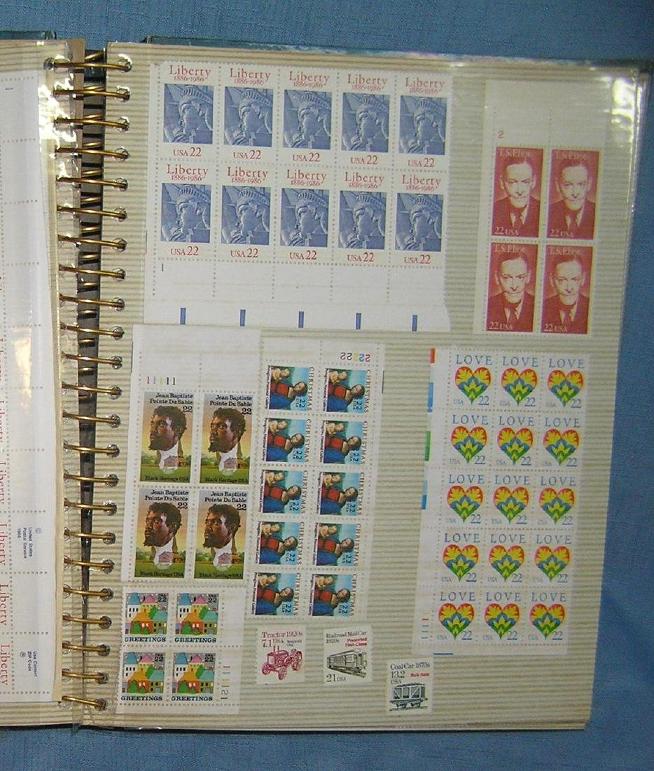 Stamp collector's album stamps, covers and more - 12