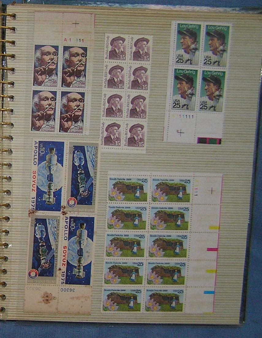 Stamp collector's album stamps, covers and more - 13