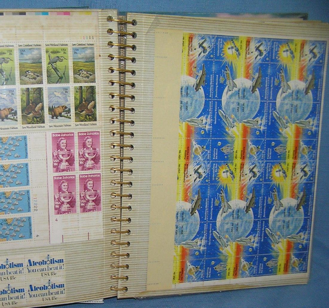 Stamp collector's album stamps, covers and more - 3